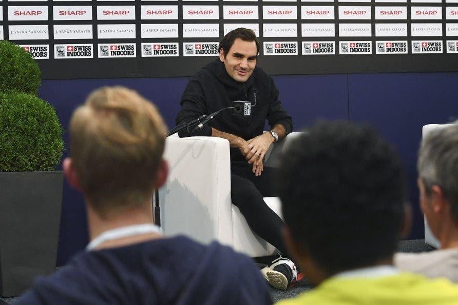 Basta un poco di Federer e la domenica va giù