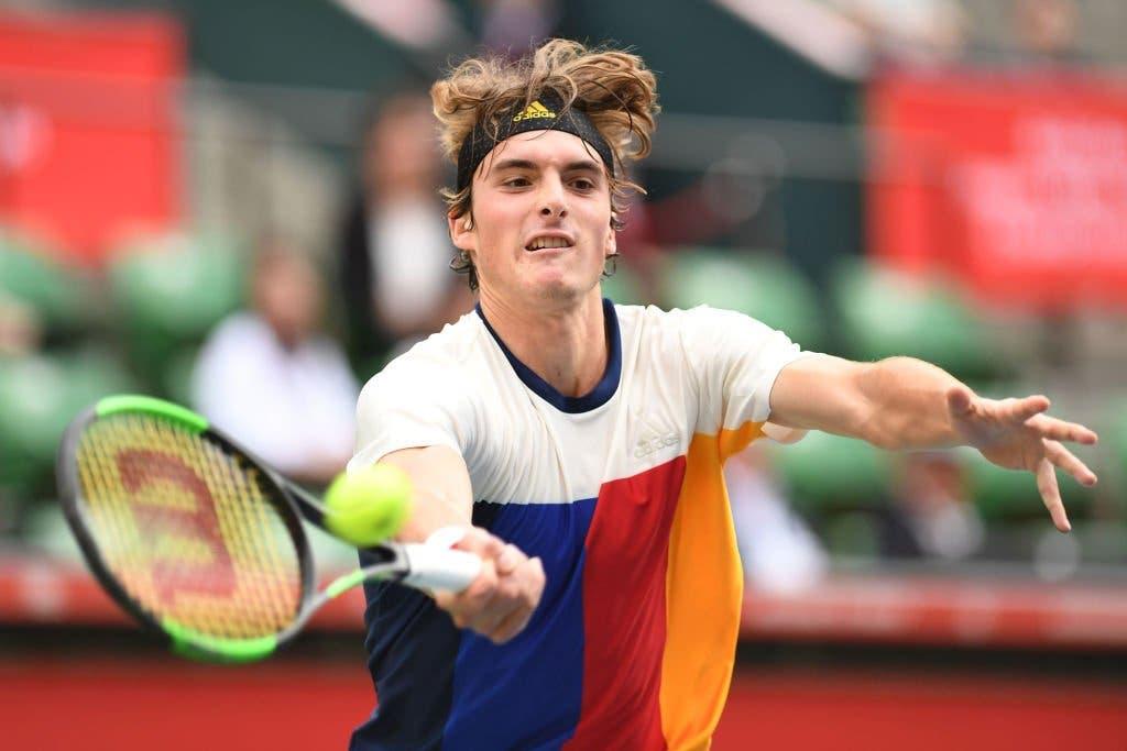 ATP Ranking: Tsitsipas nei 100, del Potro e Tsonga sognano Londra