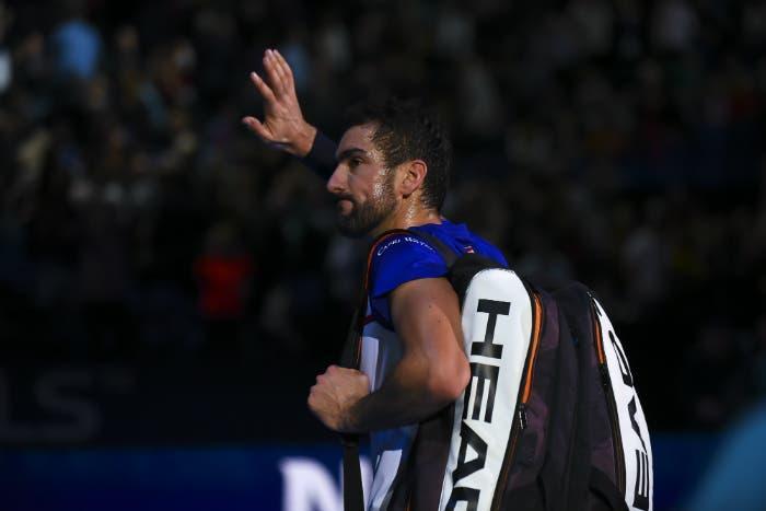 ATP Finals: Cilic deluso e confuso, Bjorkman ottimista