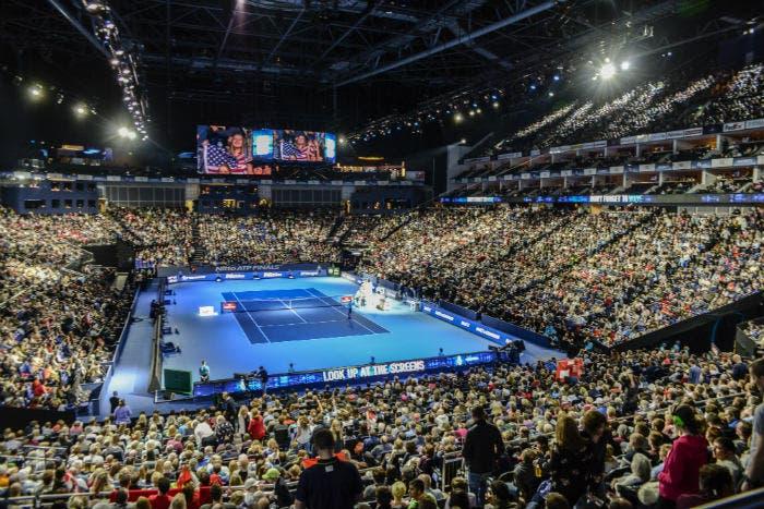 ATP Finals: l'ordine di gioco di venerdì