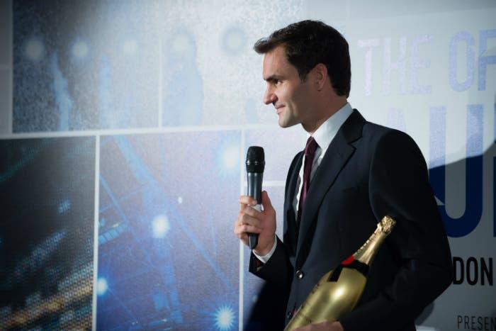 ATP Awards 2017: Federer pigliatutto [FOTO GALLERY]