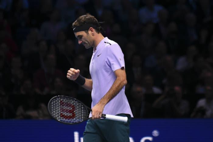 ATP Finals: Federer si prende anche l'esibizione