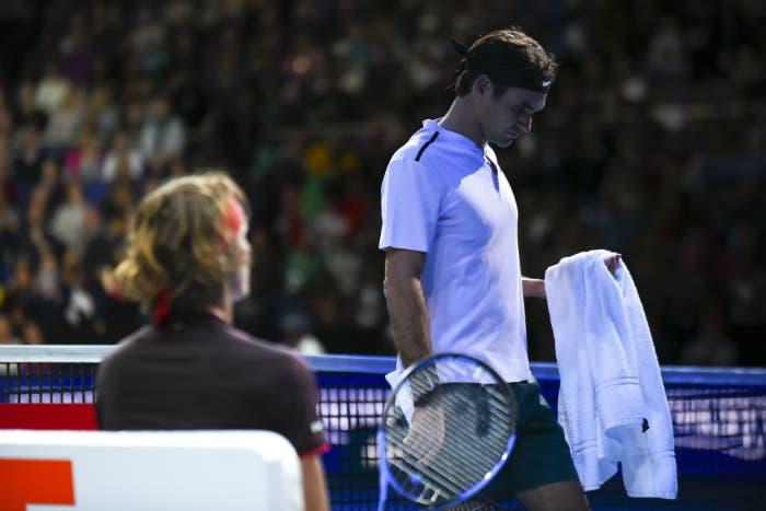 ATP Finals: Federer vintage per spegnere Zverev, semi da record