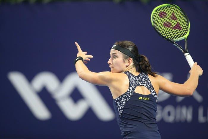 WTA Zhuhai: sconfitte le favorite, Sevastova manda Stephens KO