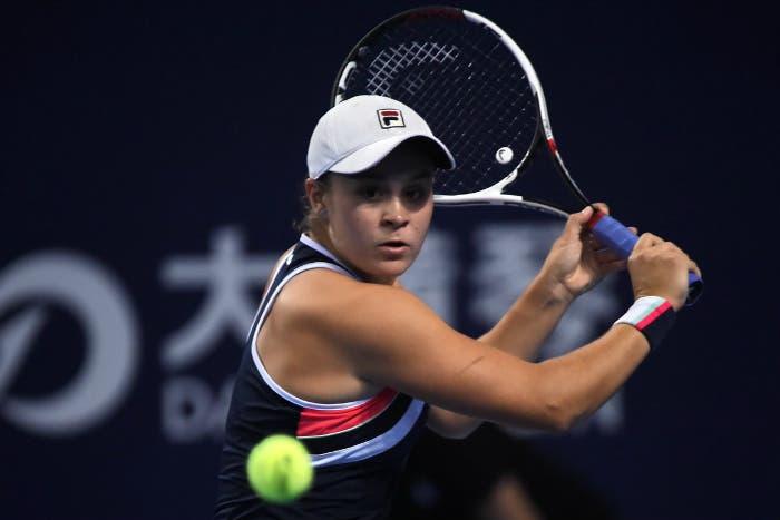 WTA Zhuhai: giochi quasi fatti. Barty, Sevastova e Coco in semi