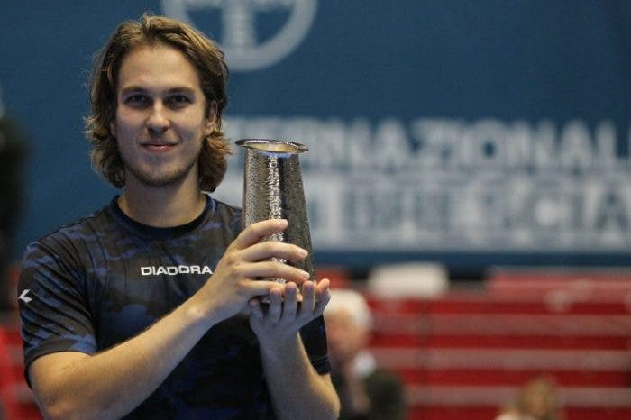 Challenger Brescia: Lacko campione in 45 minuti