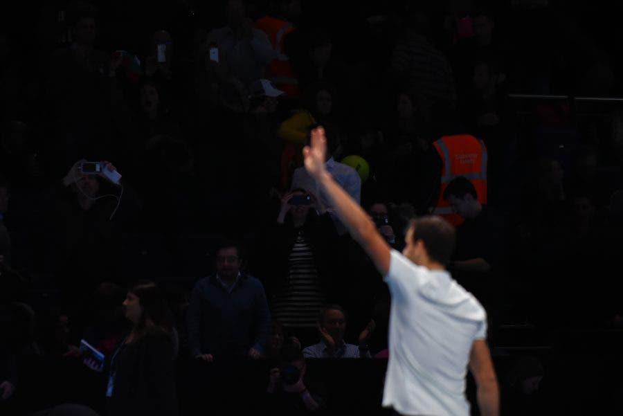 ATP Finals: il torneo dei Maestri in 60 foto