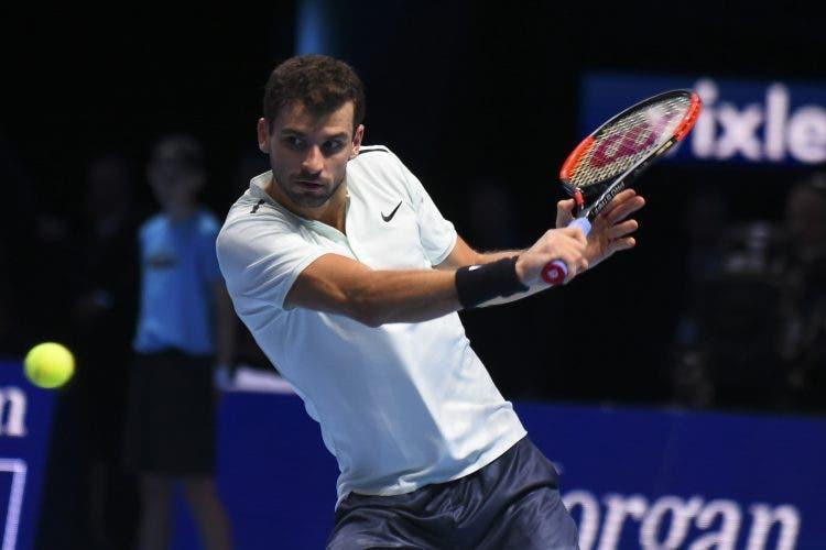 Dimitrov-Goffin, la finale delle prime volte