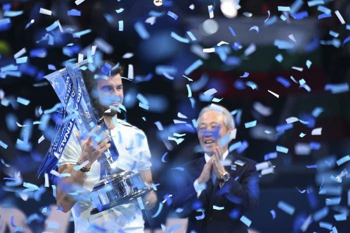I match dell'anno: Dimitrov è il maestro del 2017
