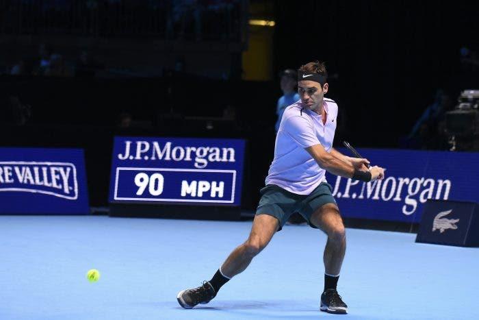 """Sock come Andy Roddick. Federer: """"Basta sognare il numero 1"""""""