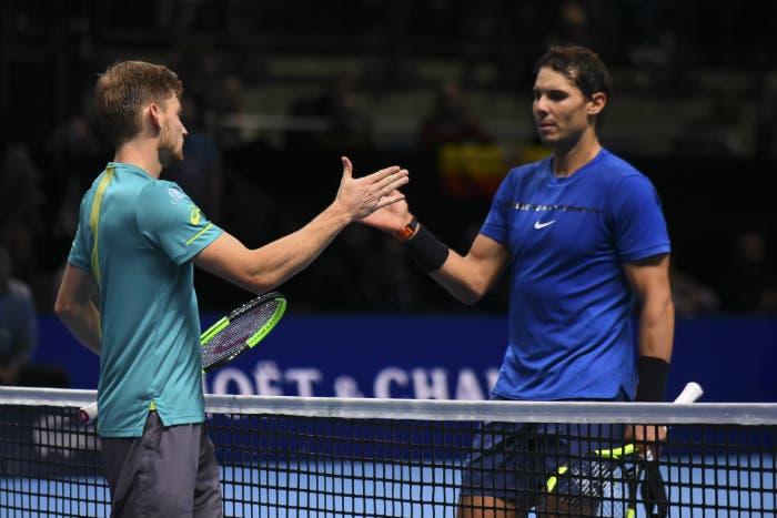 Nadal eliminato? Niente paura, le ATP Finals continuano su NOW TV