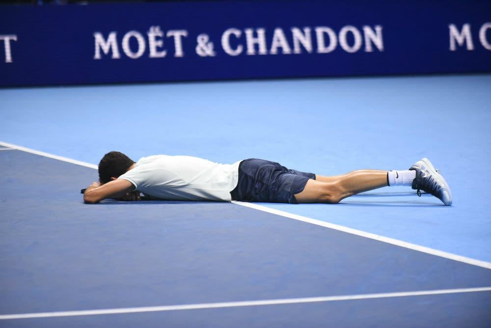 ATP Finals: niente più Baby Federer. Dimitrov maestro imbattuto