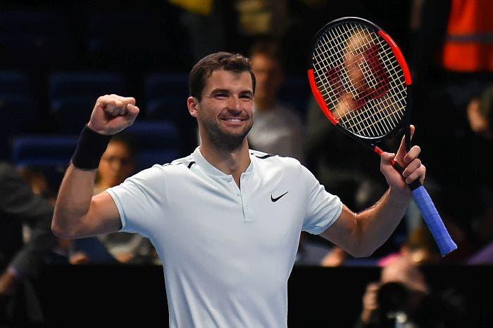 ATP Finals: Dimitrov, era ora! Finale e top 3