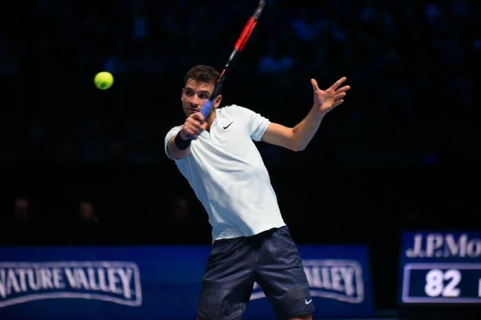 ATP Finals: Dimitrov schianta Goffin, è semifinale