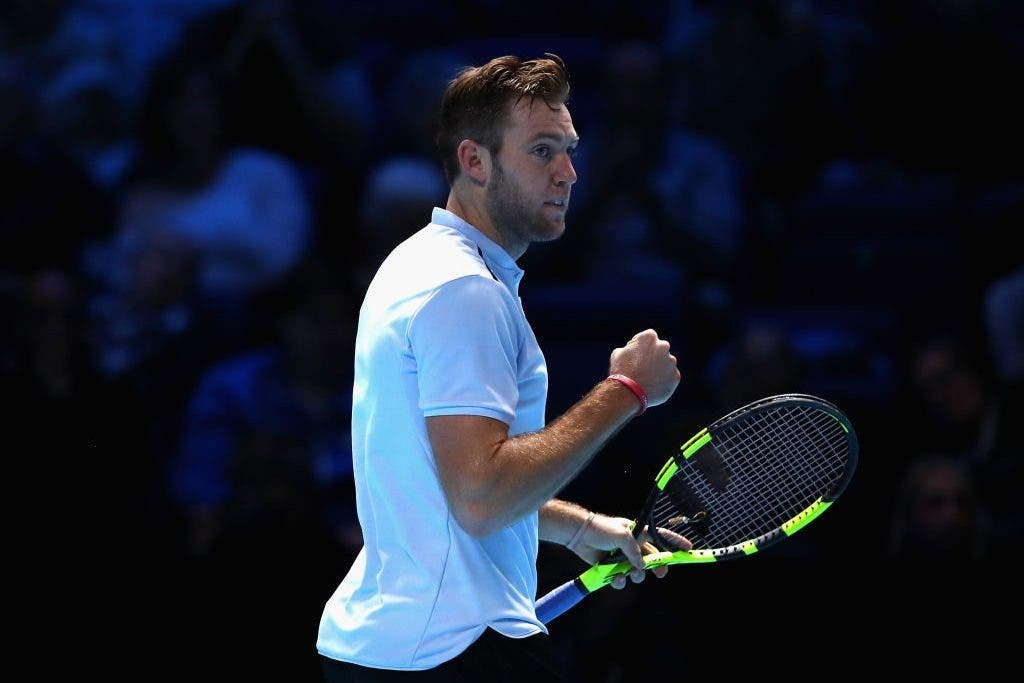 ATP Finals: Sock si riscatta, Cilic è fuori