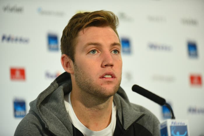 "Jack Sock si rassegna: ""It's Roger, baby…"""