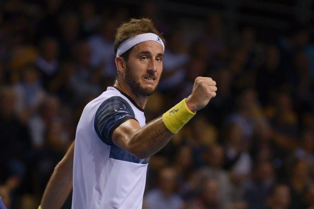 ATP Challenger: Seppi vola da Bratislava a Brescia, Vanni è super