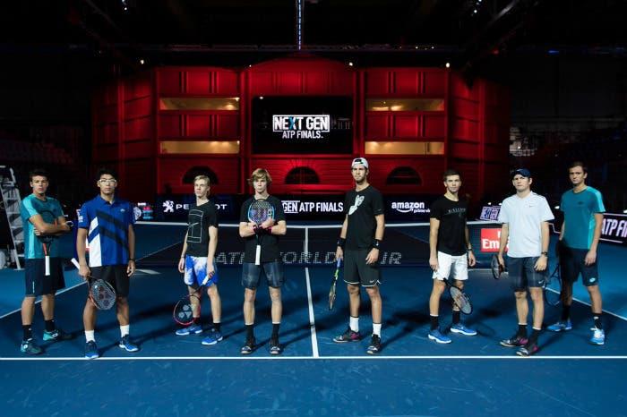 ATP Next Gen Finals: il programma di giovedì