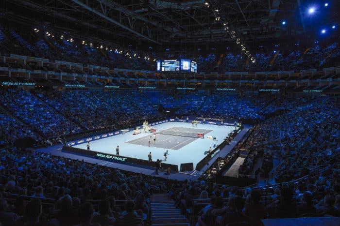 ATP Finals, l'ordine di gioco di mercoledì