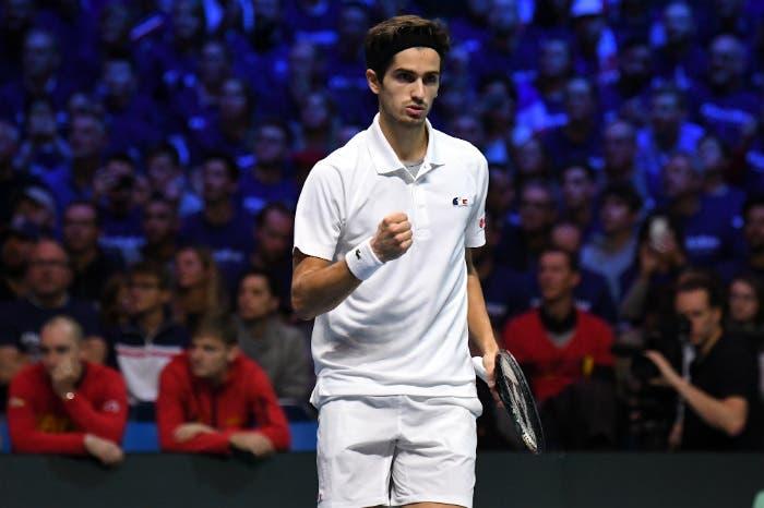 ATP Brisbane e Pune: Cecchinato eliminato da Herbert in India