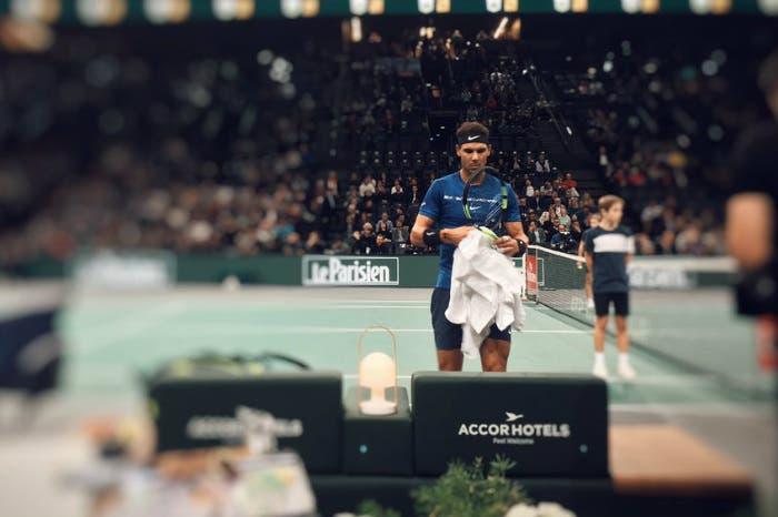 ATP Bercy: AccorHotels nuovo partner del Rolex Paris Masters