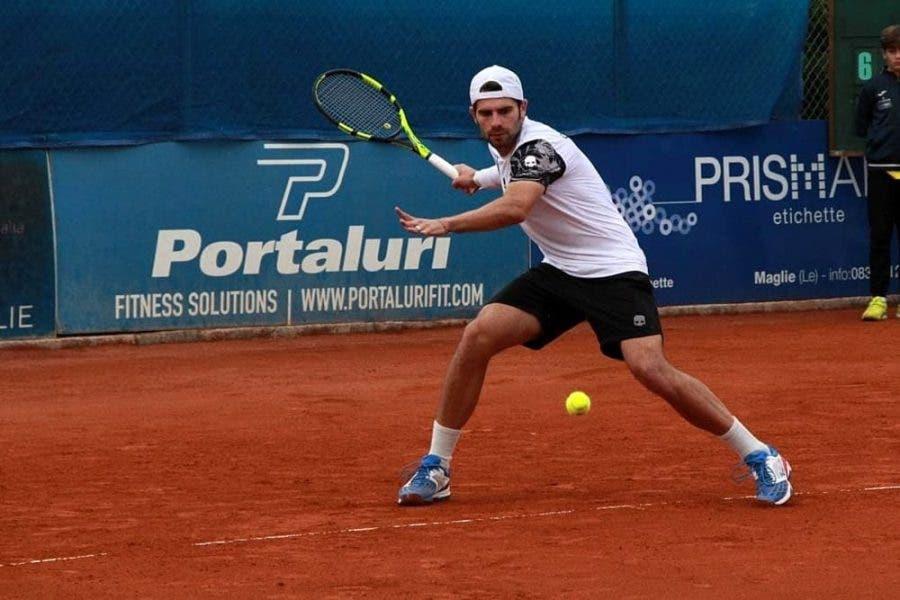 ATP Challenger: finale amara per Bolelli a Barletta