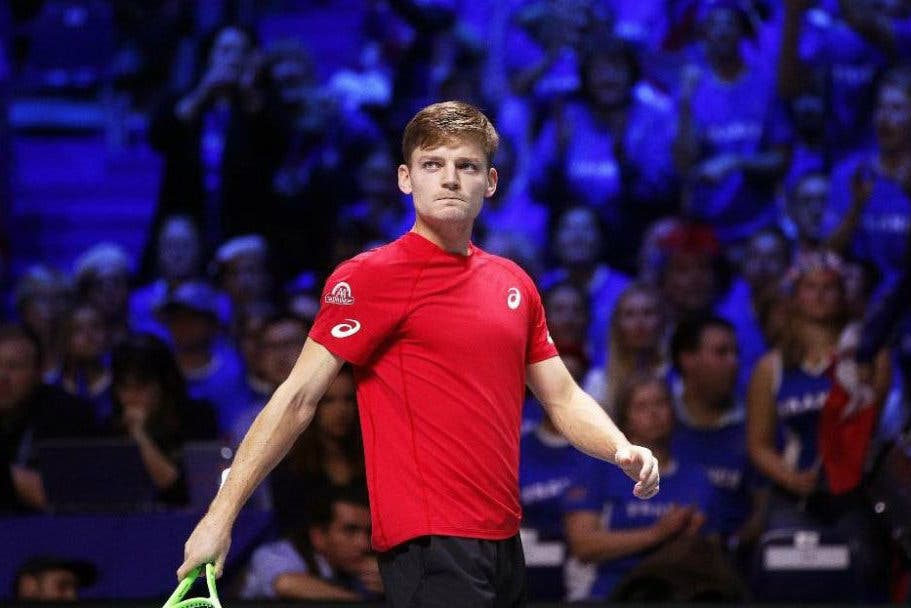 David Goffin, eroe sfortunato