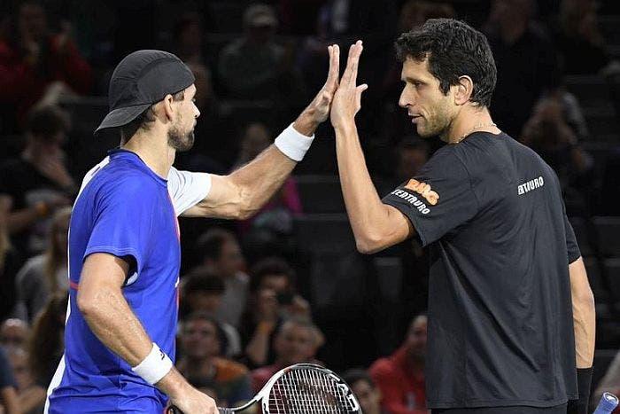 ATP Bercy, doppio: vincono Kubot e Melo