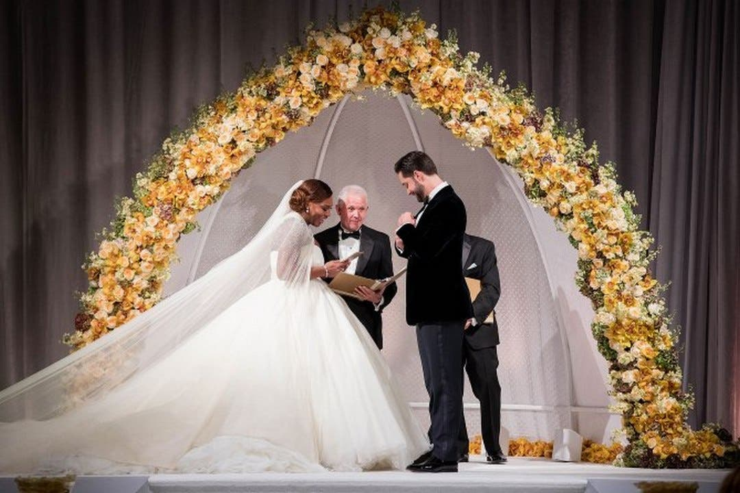 Serena williams wedding 19 copia ubitennis for Serena williams wedding dress