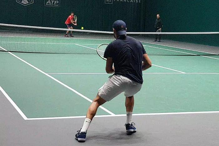 ATP Bercy, spunti tecnici: la frullata di dritto di Jack Sock