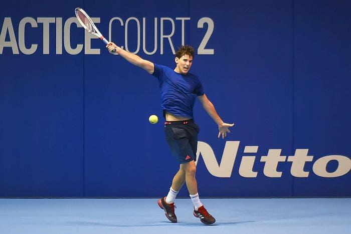 ATP Finals, spunti tecnici: Thiem, così non va. Sbracciate potenti da troppo lontano