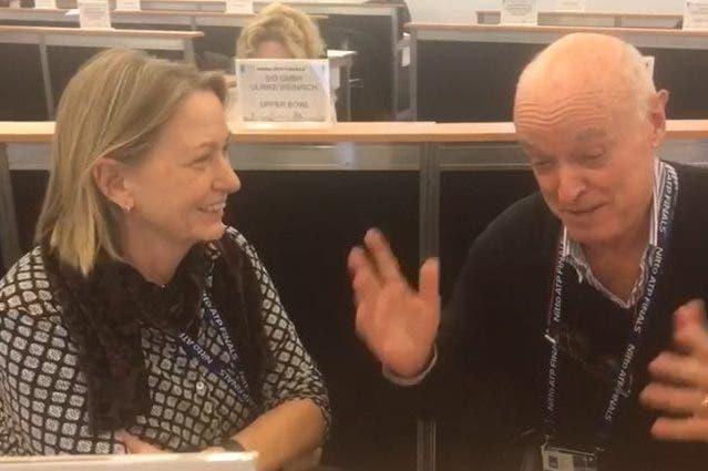 I Signori della sala stampa: Doris Henkel, la penna del boom del tennis tedesco