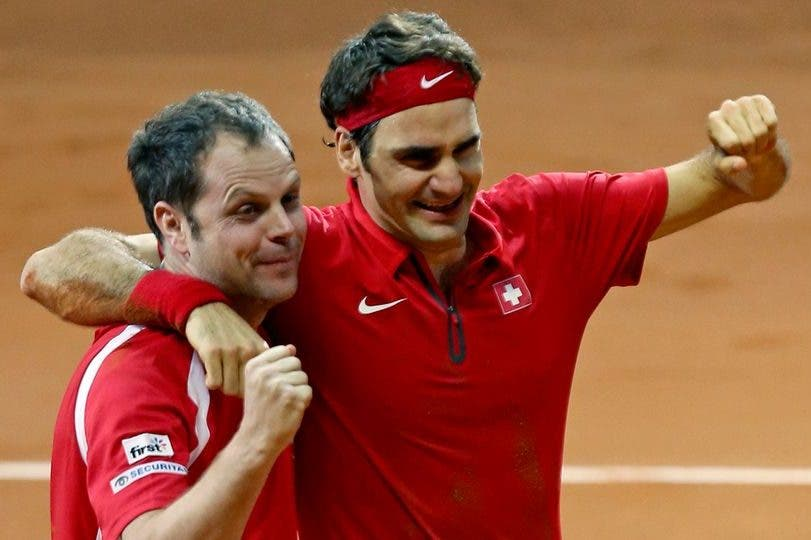 """Federer e Luthi premiati agli """"Oscar dello Sport"""" svizzeri"""