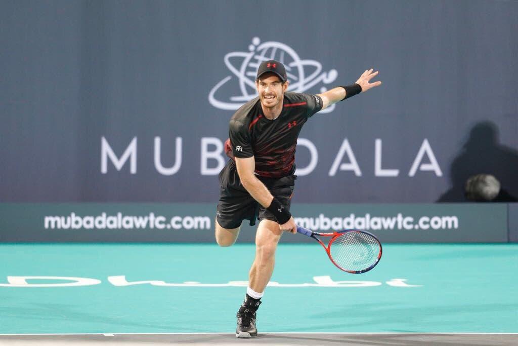 Murray controfigura, Djokovic out. Il 2018 inizia con i dubbi