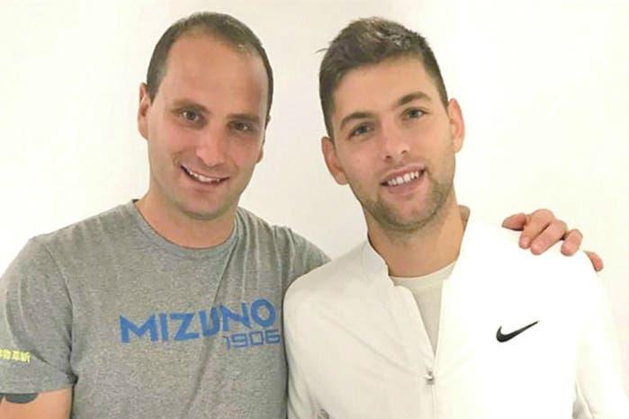 Nei dintorni di Djokovic: Petar Popovic, l'uomo dei sogni