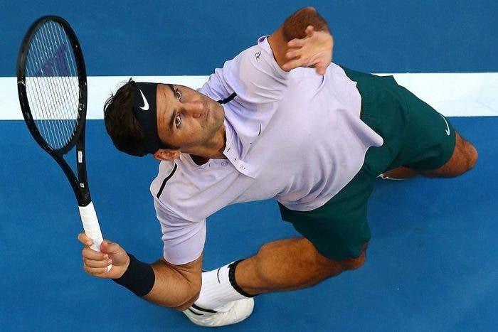 Hopman Cup: Federer va veloce, ed è subito spettacolo
