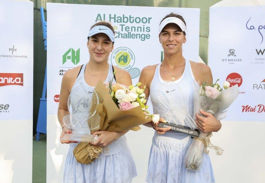 Belinda Bencic è inarrestabile: terzo trionfo consecutivo