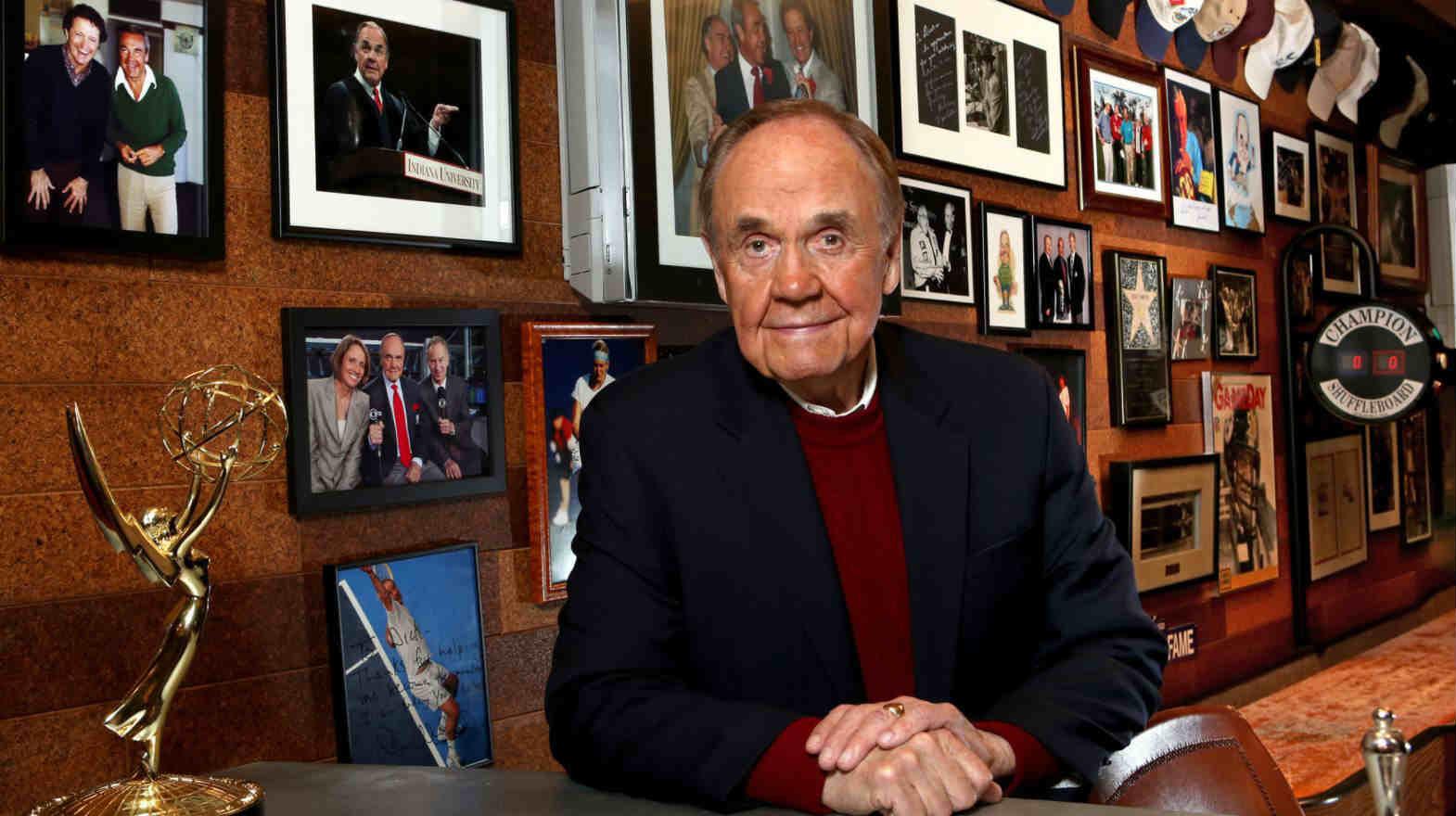 Giornalismo sportivo in lutto, ci lascia a 82 anni Dick Enberg