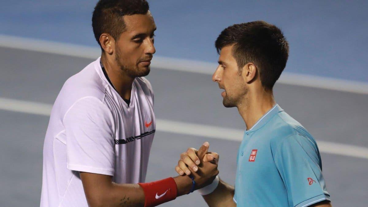 Djokovic e Kyrgios al Tie Break Tens, niente Abu Dhabi per Wawrinka