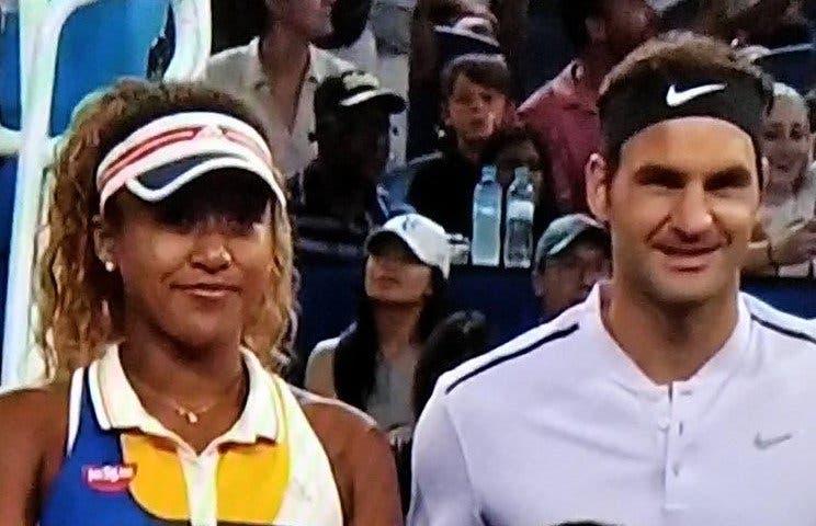 Quando fai ace a Federer il resto non conta