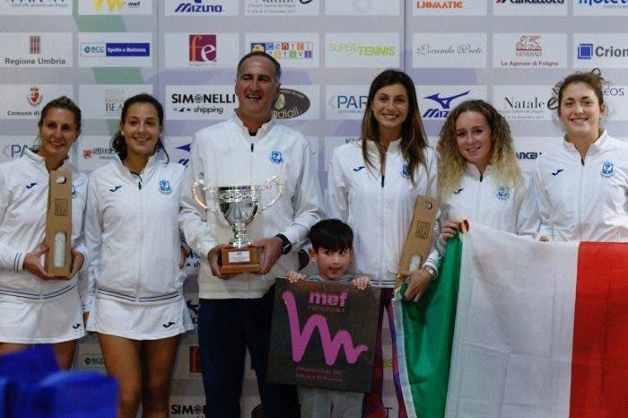 Serie A1 femminile: Prato cala il tris