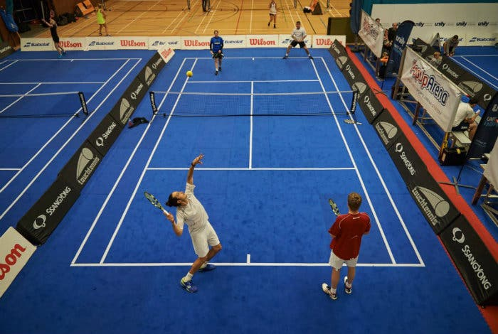Image result for touchtennis