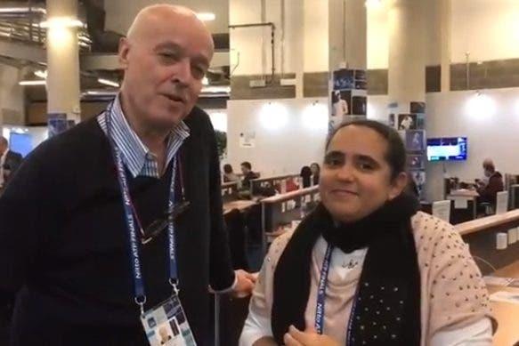 I Signori della sala stampa: Reem Abulleil, la voce degli Emirati