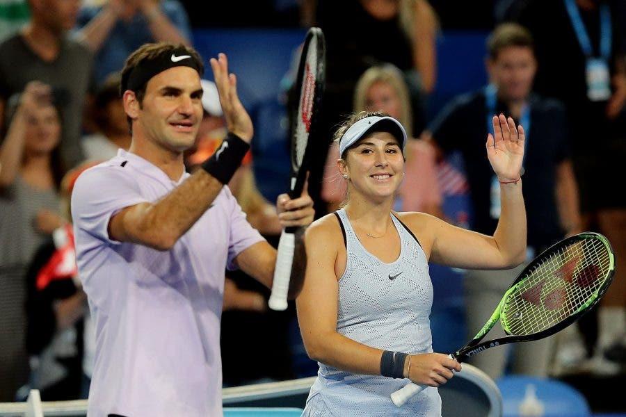 """Hopman Cup: titolo alla Svizzera. Federer: """"Lavoro part-time e sono felice"""""""