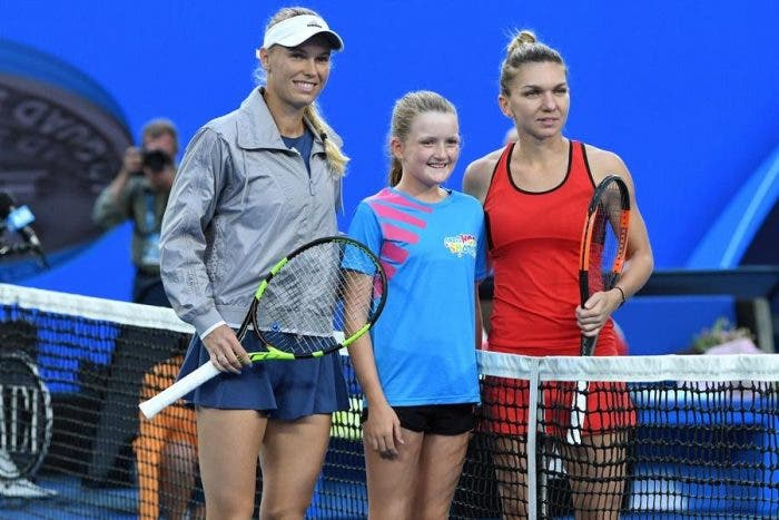 Australian Open, day 13: il racconto di Halep-Wozniacki