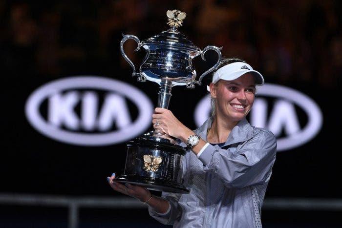 WTA Ranking: Caroline dalle mille vite torna numero 1 del mondo