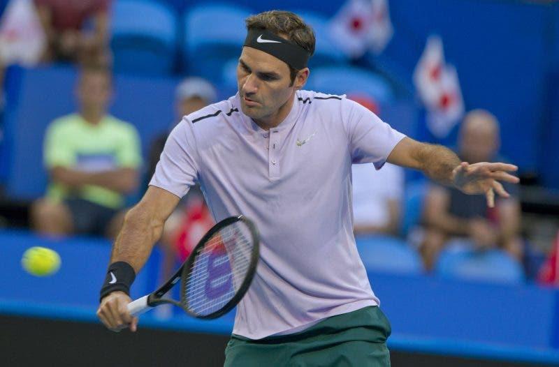 """Hopman Cup: Federer vince ancora. """"Per il pubblico. E spero non sia la mia ultima volta"""""""