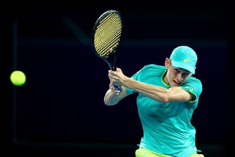 ATP Brisbane: De Minaur e Mmoh, stelline alla ribalta