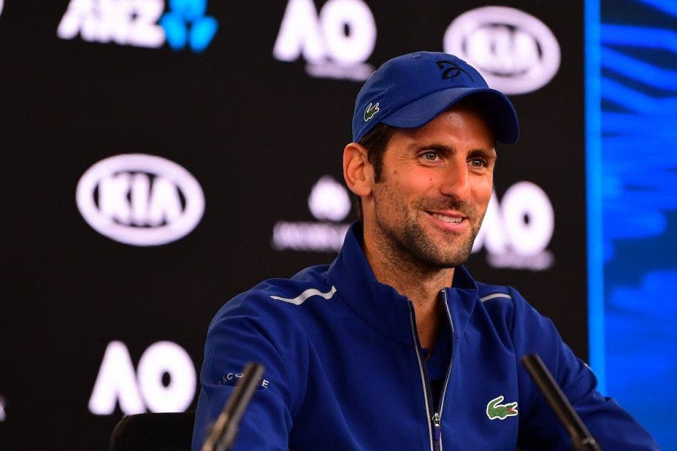 Djokovic paladino per il futuro del tennis. Rischio boicottaggio?
