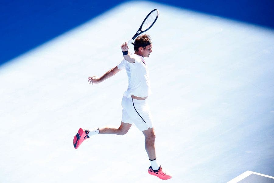 Australian Open: Federer doma Fucsovics, 14esima volta ai quarti di finale